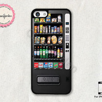 Vending Machine iPhone 5C Case, iPhone Case, iPhone Hard Case, iPhone 5C Cover