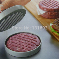 Free Shipping Cooking tool Hamburger & Patties Maker Burger Hamburger Press Meat Press Cookware Kitchen Dining Bar Tool