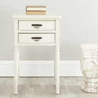 Manchester White Night Stand | Overstock.com