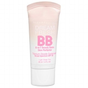 Maybelline Dream Dream Fresh BB 8-in-1 Beauty Balm Skin Perfector SPF 30 | Walgreens