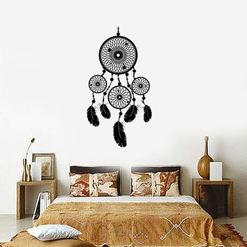 Wall Mural Dream Catcher Dreamcatcher Amulet Cool Decor For Bedroom Unique Gift (z2804)