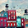 A North Avenue Art Print by Tim Jarosz | Society6