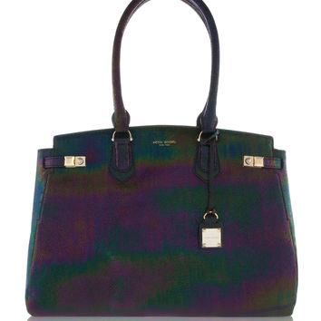 Carlyle Petrol Tote
