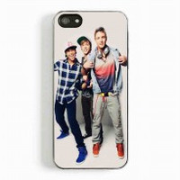 Emblem3  cover for iphone 5 and 5c case