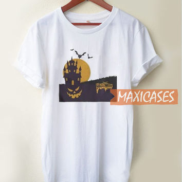 Halloween House T Shirt Women Men And Youth Size S to 3XL