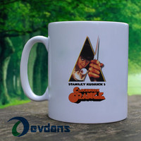 A Clockwork Orange Mug,  Ceramic Mug, Coffee Mug