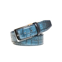Blue Vintage Sunset Belt