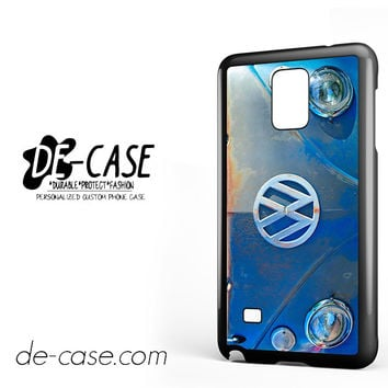 Volkswagen Emblem For Samsung Galaxy Note 4 Case Phone Case Gift Present YO