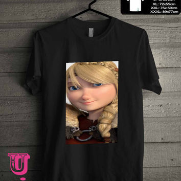 Astrid How To Train Your Dragon. T-Shirt for man shirt, woman shirt **