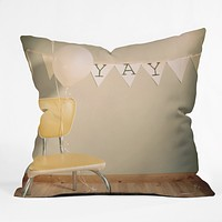 The Light Fantastic Modest Throw Pillow