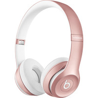 Solo2 Wireless On-Ear Headphones (Rose Gold)