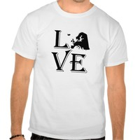 Love Europe Continent T-shirt