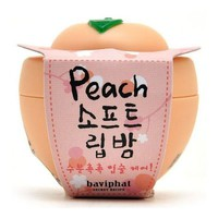 Baviphat Peach Soft Lip Balm 6g