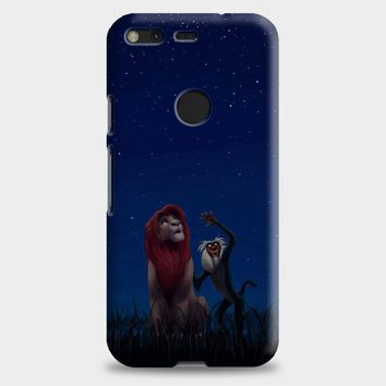 Lion King Remember Who You Are Google Pixel XL Case