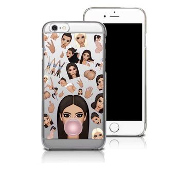 Kim K. Crying Face Case