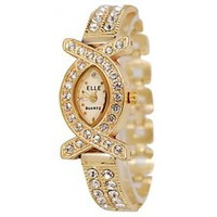 New American Diamond Wrist Braclect Cum Watch For Women w41 Prices in India- Shopclues- Online Shopping Store