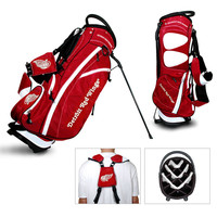 Detroit Red Wings NHL Stand Bag - 14 way