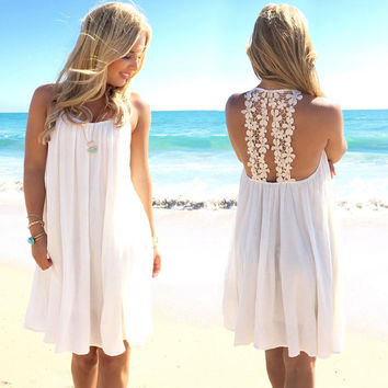 Just In Time Shift Dress