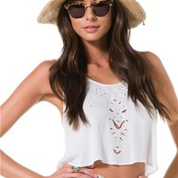 HUNTINGBIRD NAVAJO CROP TOP | Swell.com