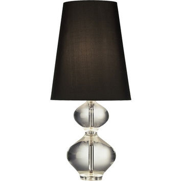 Jonathan Adler | Claridge Table Lamp | Black (Lantern)