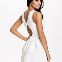 Pleat Skater Dress, NLY One