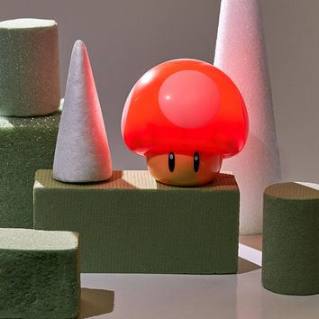 Super Mario Mushroom Light | Urban Outfitters