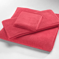 Hibiscus MicroCotton Luxury Towels