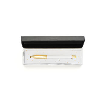 Sugar Paper Signature Pen - White