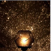 DIY Lighting Lamp Astrostar Astro Projector Star Cosmos Night Light Sky