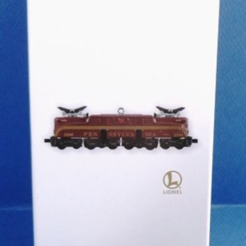 2011 Pennsylvania GG-1 Locomotive Retired Hallmark Ornament