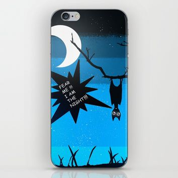 Fear iPhone & iPod Skin by Moonlit Emporium