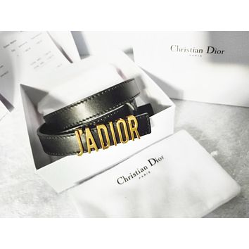 Dior tide brand fashion men and women belt belt F Hight Qulaity