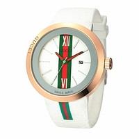 Perfect GUCCI Ladies Men Quartz Watches Wrist Watch