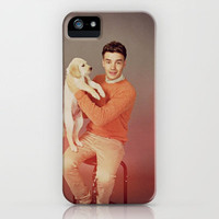 Liam Payne One Direction Labrador Retriever Puppy iPhone Case by Toni Miller | Society6