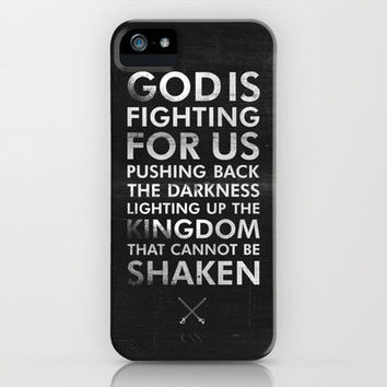 In Jesus' Name iPhone & iPod Case by The Worship Project