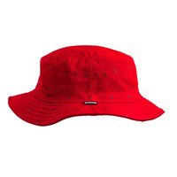 OG CURRENCY BUCKET HAT IN RED