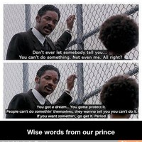 Wise words from our prince / iFunny :)