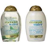 Organix Weightless Hydration Coconut Water Shampoo & Conditioner, 13 Ounce (Combo Set) - Walmart.com