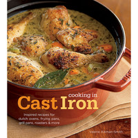 Cooking In Cast Iron, Non-Fiction Books