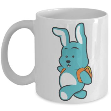 2017 Easter Ears Coffee Mug Gifts For Children Gift For Kids Holiday Funny Chocolate Egg Hunt School Mugs Cups Pencil Holder & Candy Jar