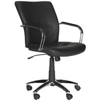 Lysette Desk Chair Black