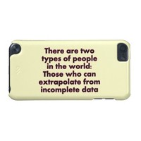 Funny Extrapolate This iPod Touch (5th Generation) Cover
