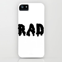 RAD iPhone & iPod Case by acid&pizza