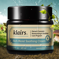 KLAIRS | Rich Moist Smoothing Cream - The best moisturizer for face