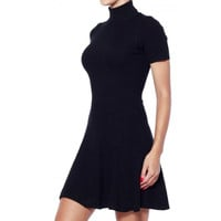 Melissa Turtleneck Dress