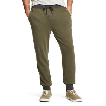 Mossimo Supply Co. Men's Jogger Pants, Olive, Small