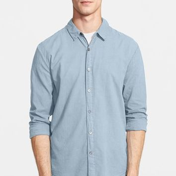 Men's James Perse 'Classics' Trim Fit Woven Shirt