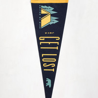 Let's Get Lost Pennant