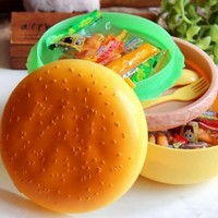 Lunch Box Double Storage with Spoon Container