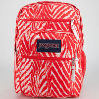 Jansport Big Student Backpack Coral Peaches Wild Heart One Size For Men 23731831301